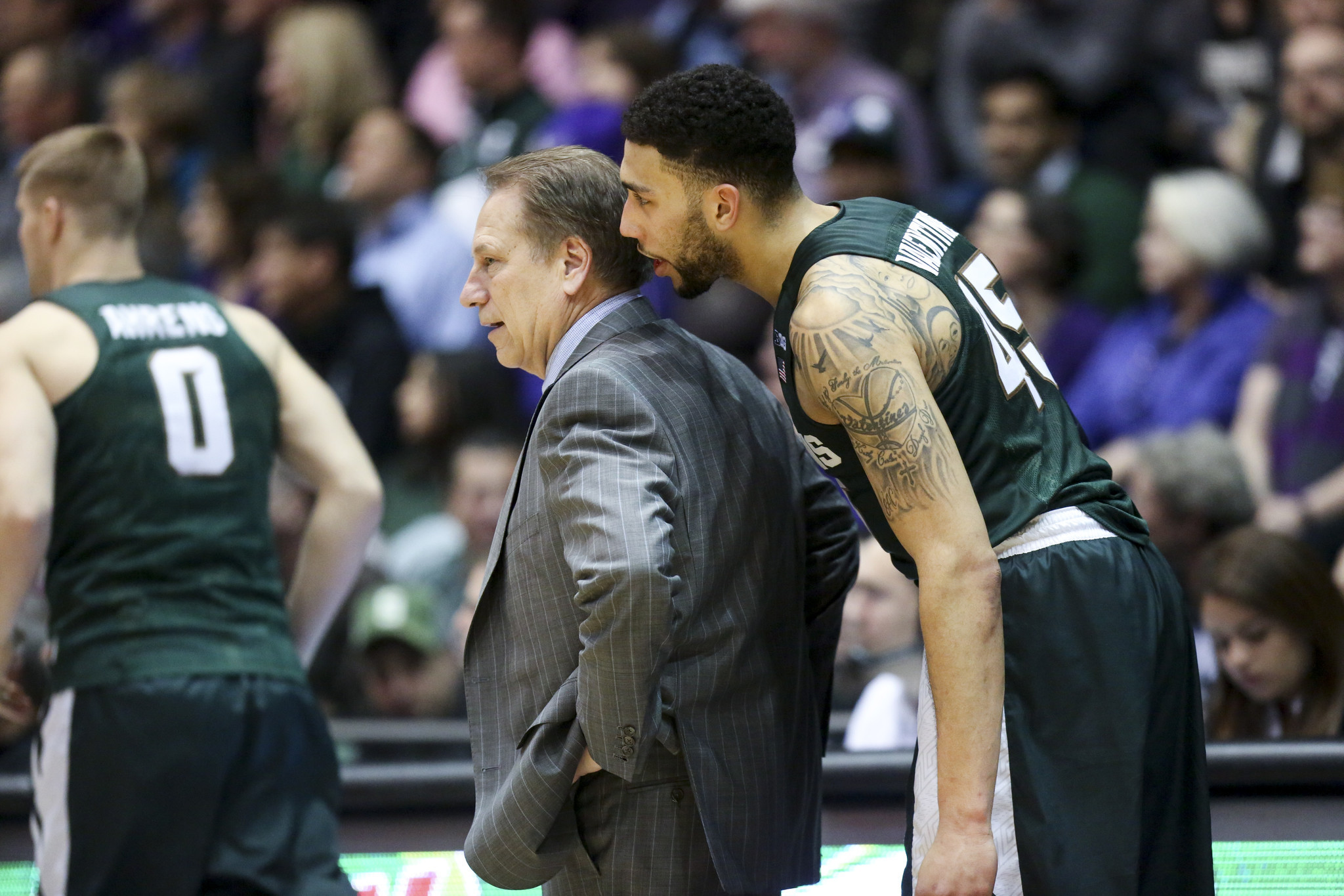 Ct-unexcusable-mistakes-dampen-a-michigan-state-trouncing-of-northwestern-20160129