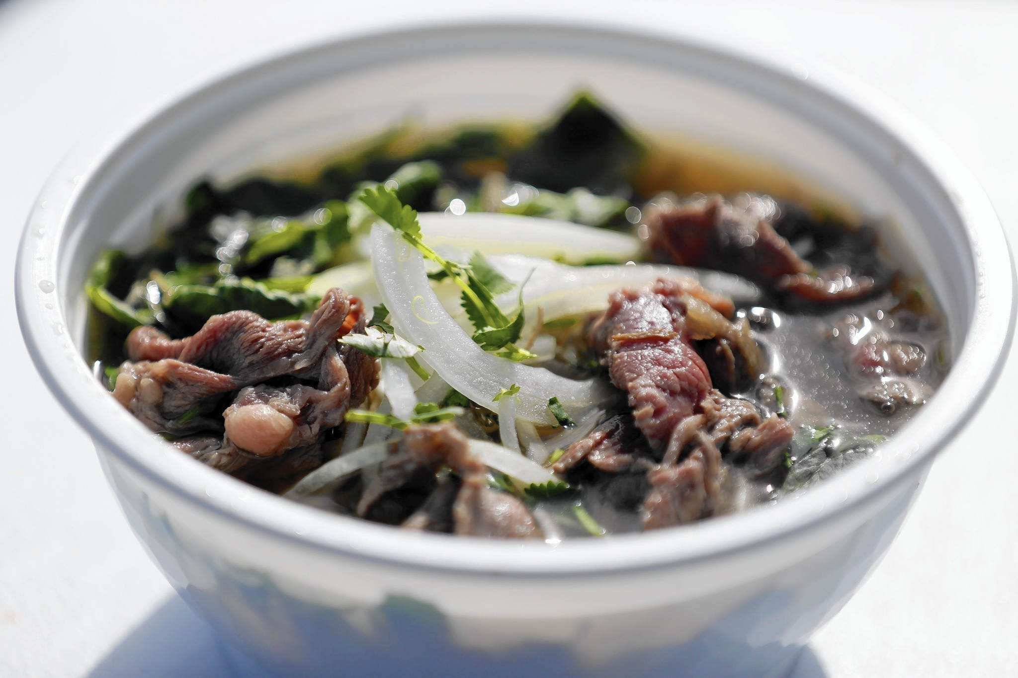 Pho, Spam musubi and more emerge from the window of this food truck