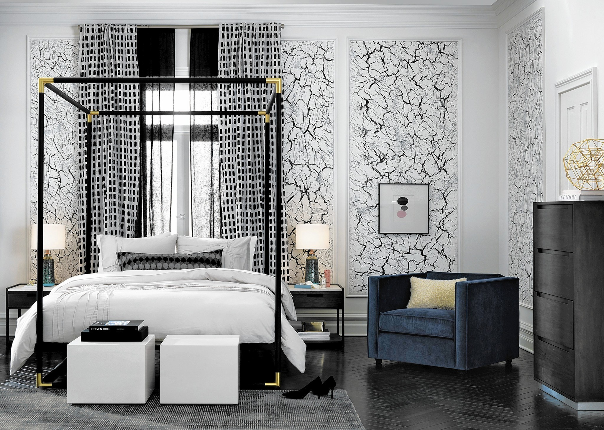 his hers bedroom recipe for decorating like a couple chicago tribune