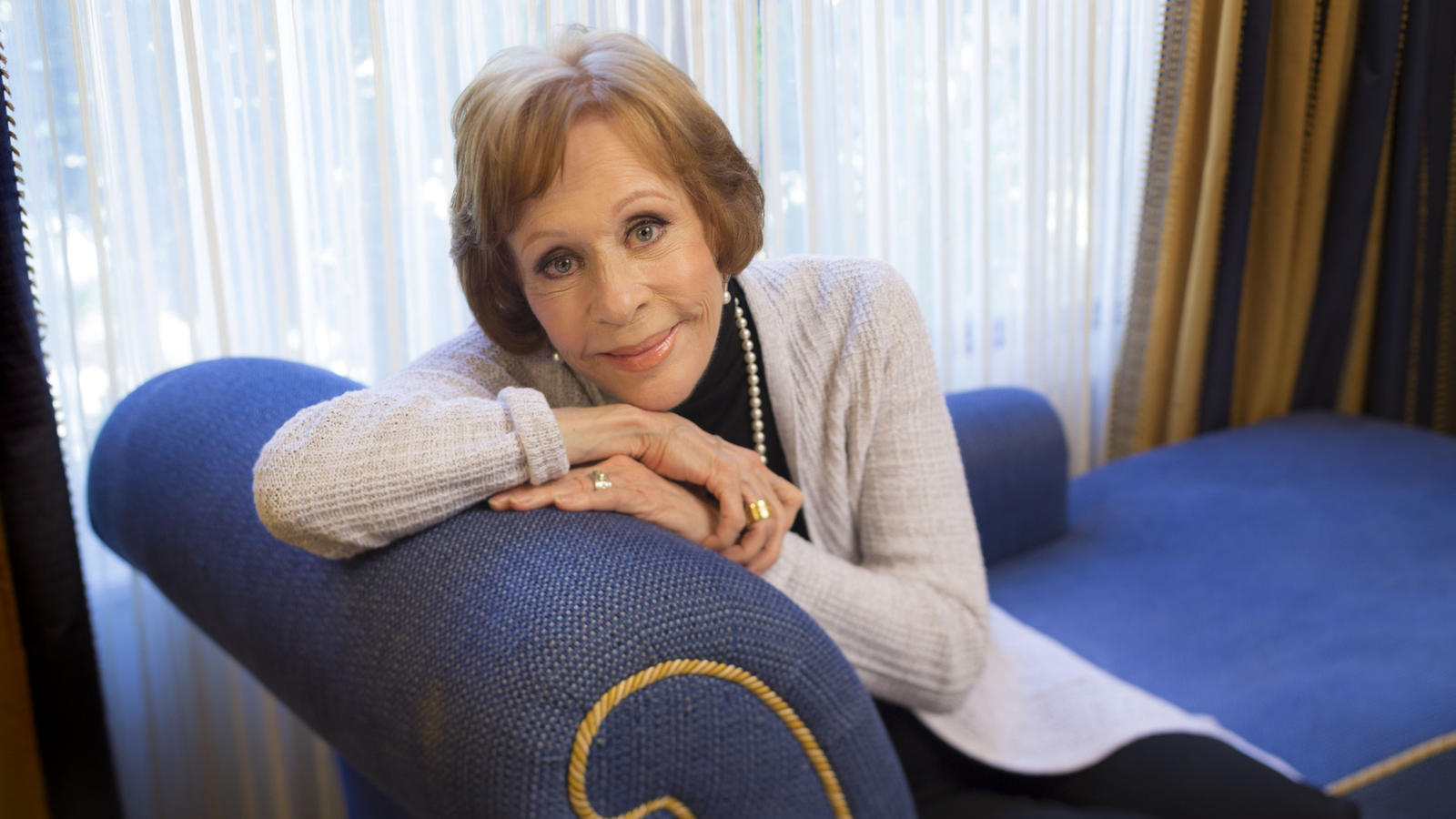 Carol Burnett could return to television in a sitcom executive produced by Amy Poehler and Michael Saltzman. (Ricardo DeAratanha / Los Angeles Times)