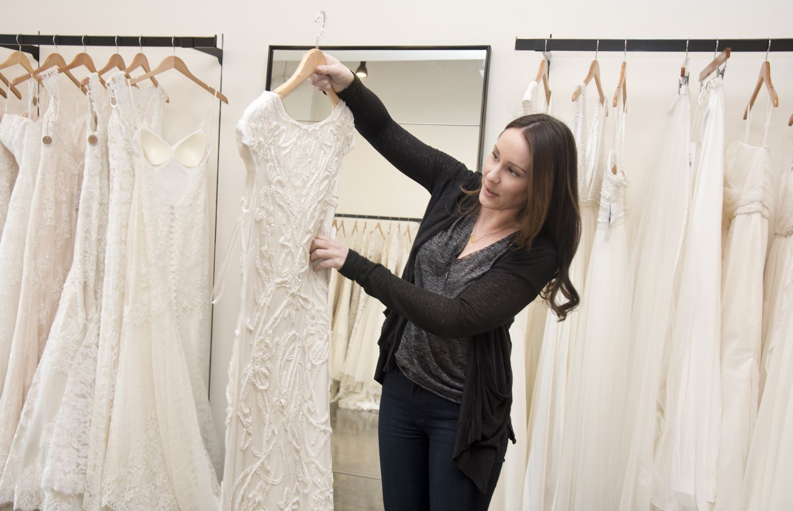 New Annapolis area boutiques take on bridal business\' old guard ...