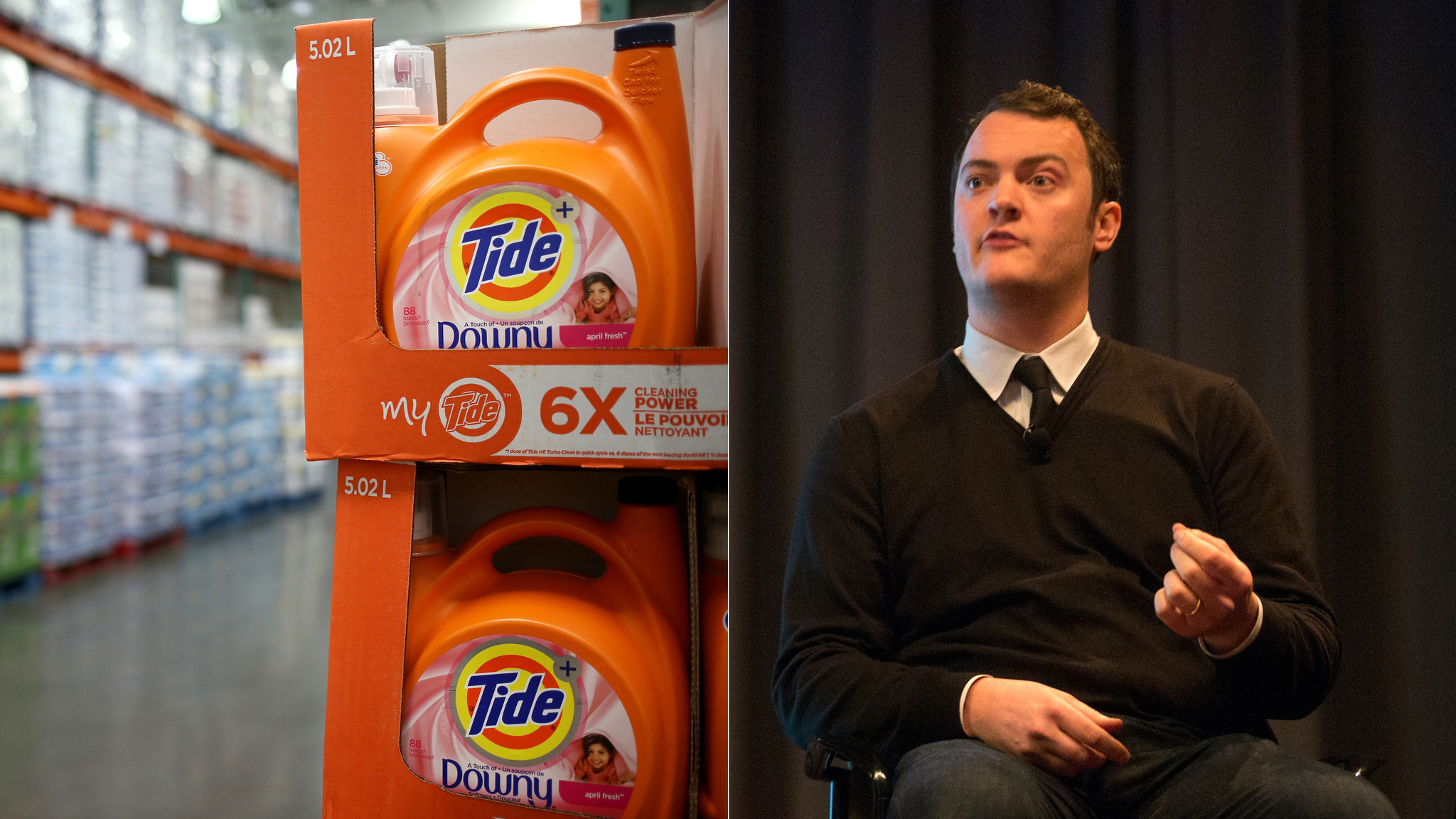 Tide set to take a Spin in Chicago's on-demand laundry market