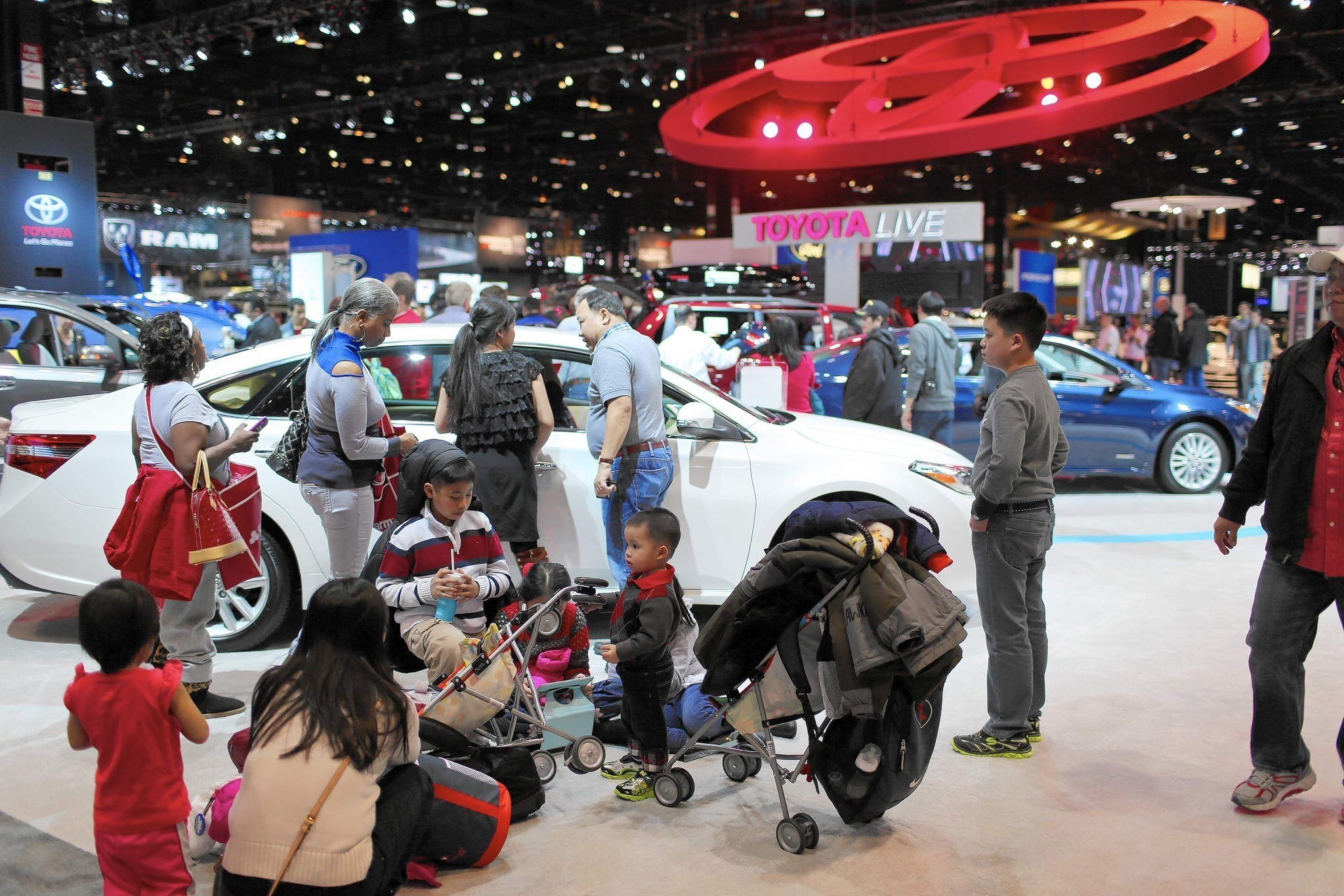 McCormick Place Stepping Up Security In Wake Of Terror Attacks - Mccormick place car show