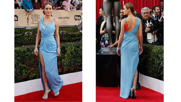 Brie Larson (Allen J. Schaben / Los Angeles Times)