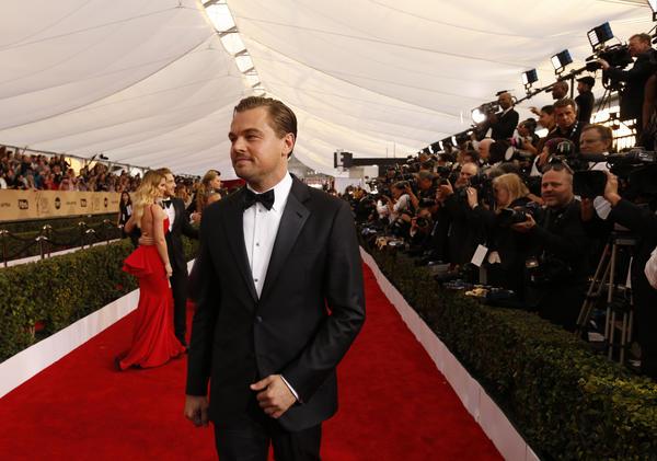Leonardo DiCaprio (Al Seib / Los Angeles Times)