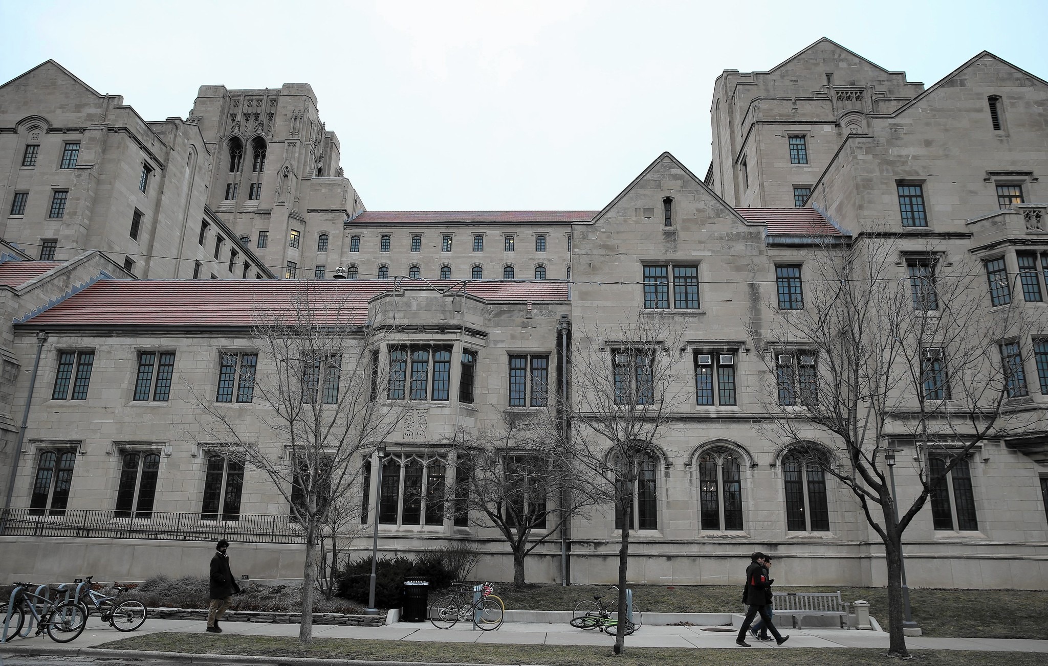 Residents at u of c international house fear changes may for International housse