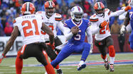 Pictures: Tyrod Taylor, from Hampton High to NFL