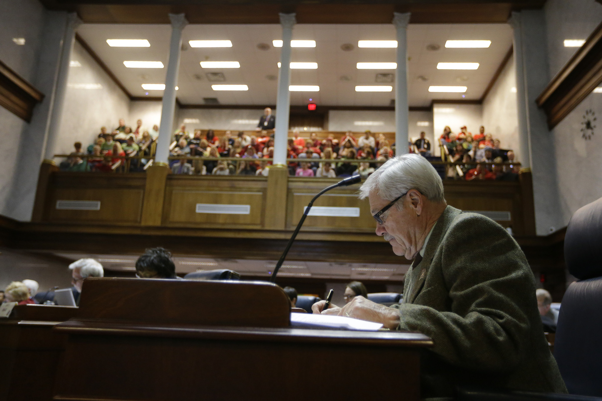 Indiana lawmakers move to repeal part of religious objections law, but critics say not enough