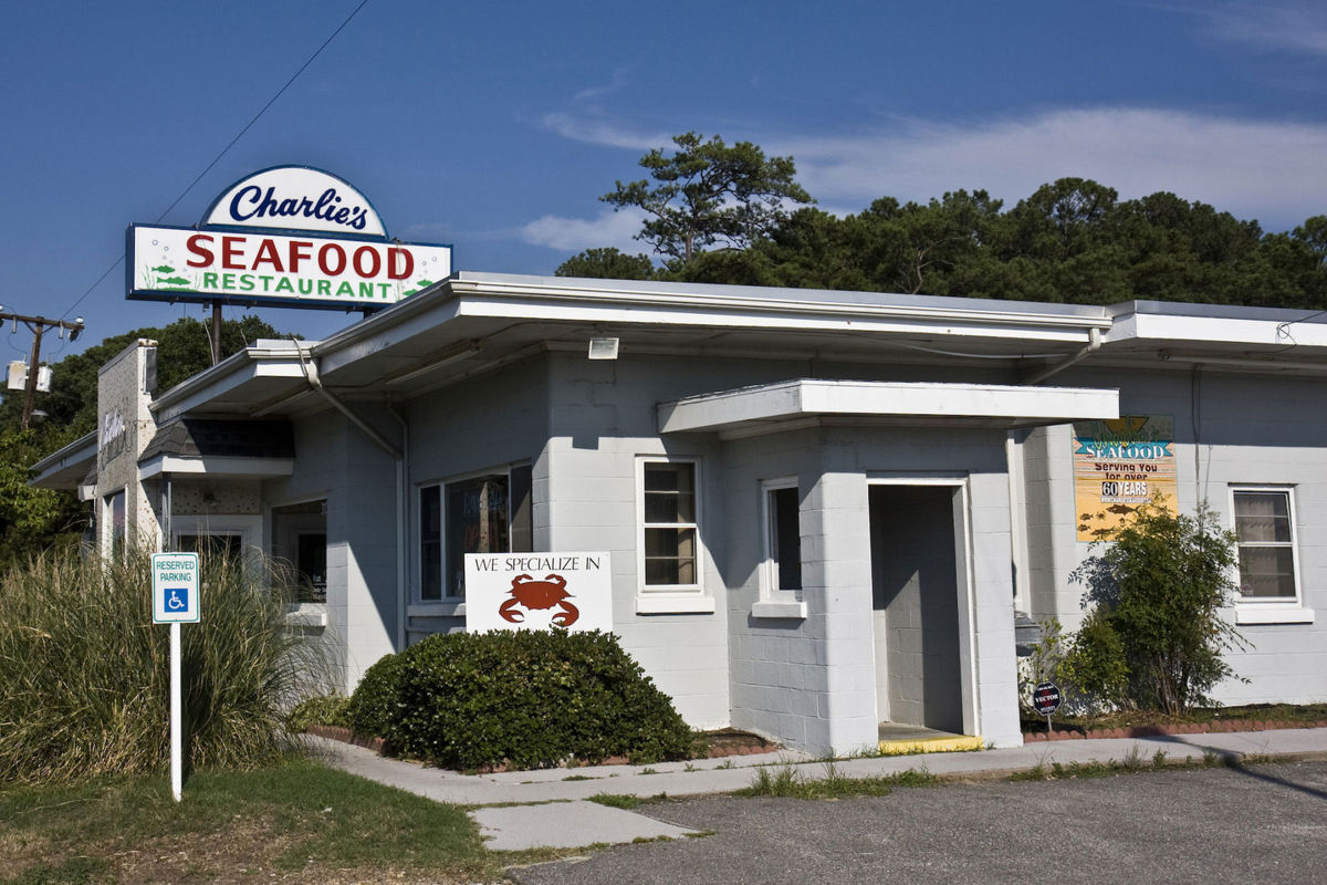 Charlie S Seafood Restaurant