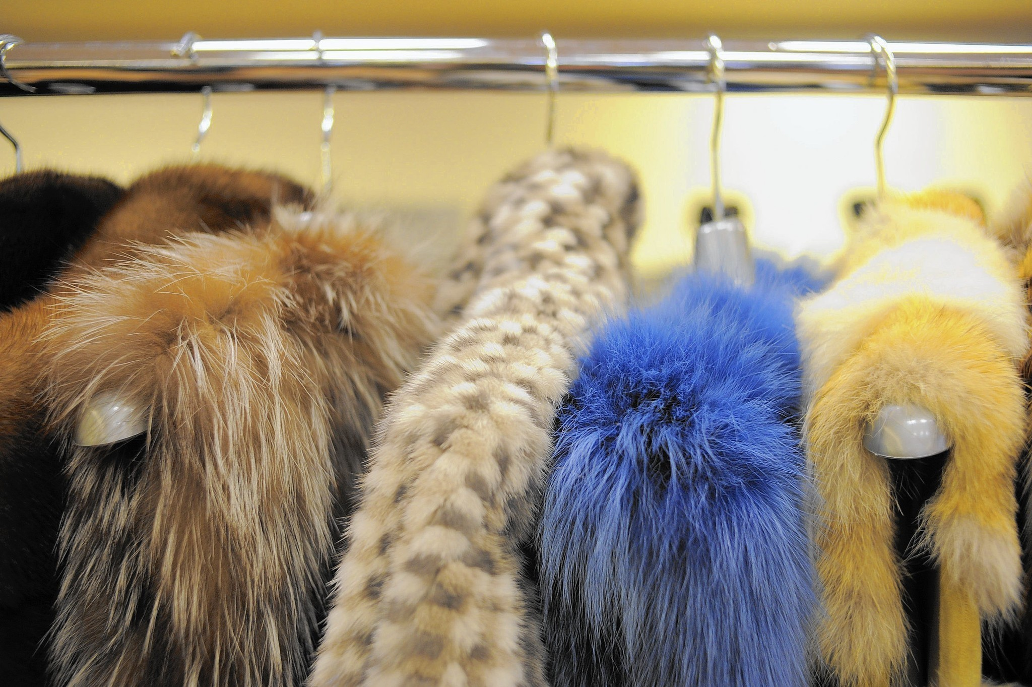 Different Types Of Lines In Fashion Designing : Designers embrace new approaches to fur fashion baltimore sun