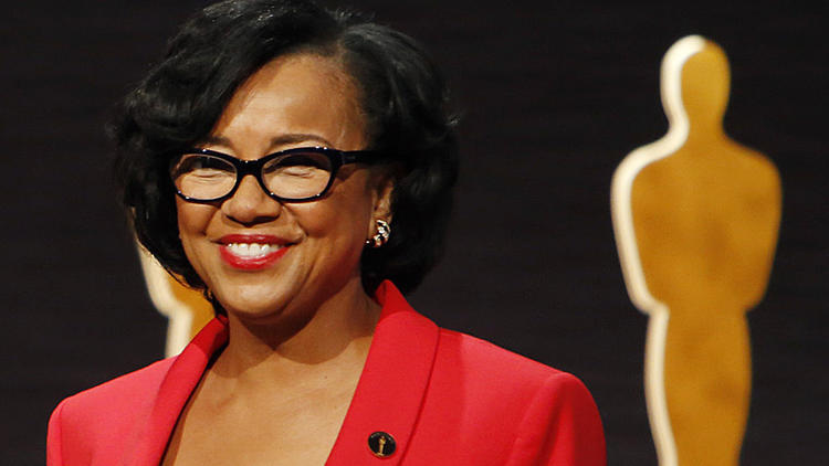 Academy President Cheryl Boone Isaacs was applauded by two congressmen for the organization's new diversity initiatives, but their recent letter called for more action (Al Seib / Los Angeles Times)