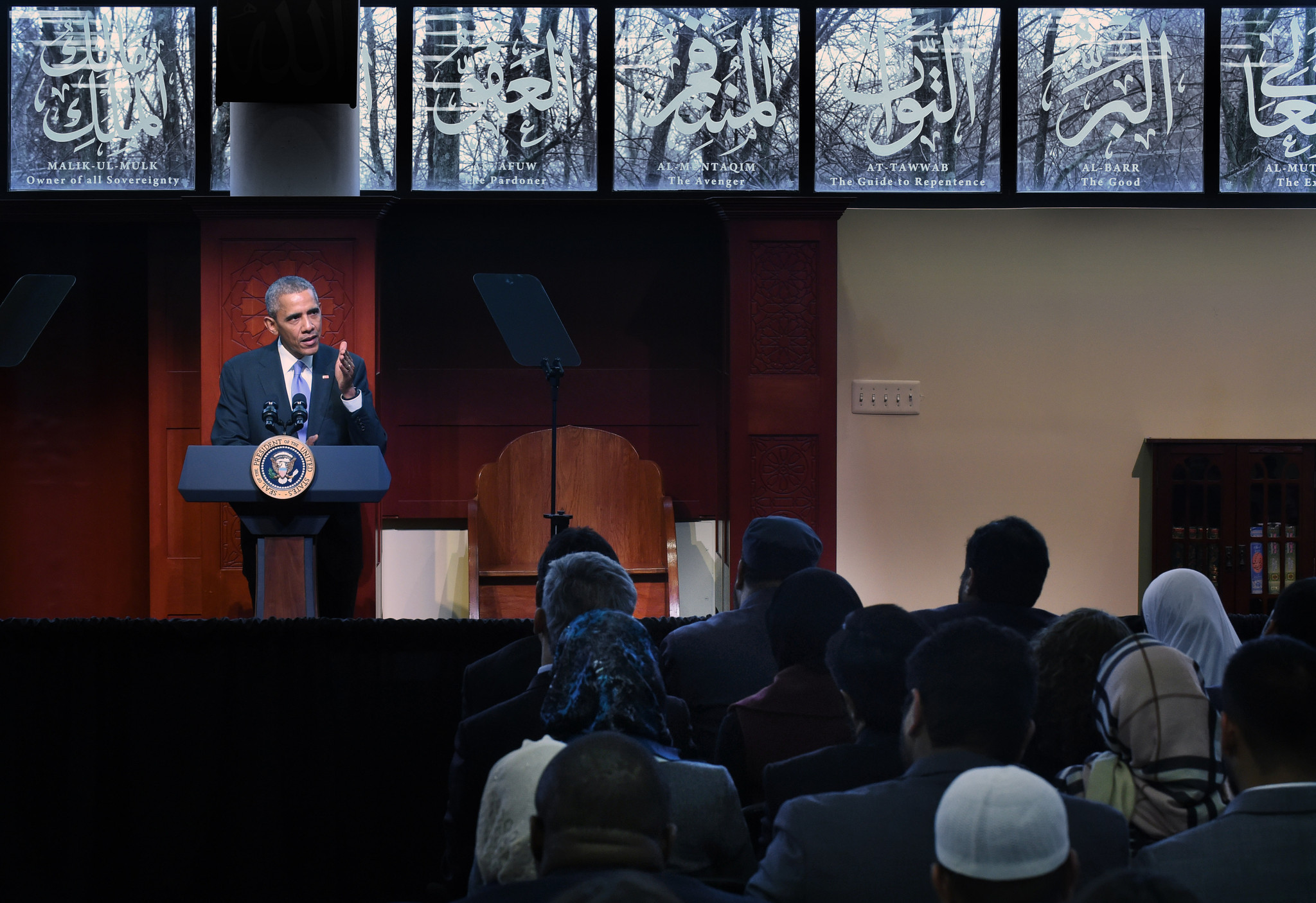 President obamas remarks at the islamic society of baltimore president obamas remarks at the islamic society of baltimore baltimore sun kristyandbryce Images