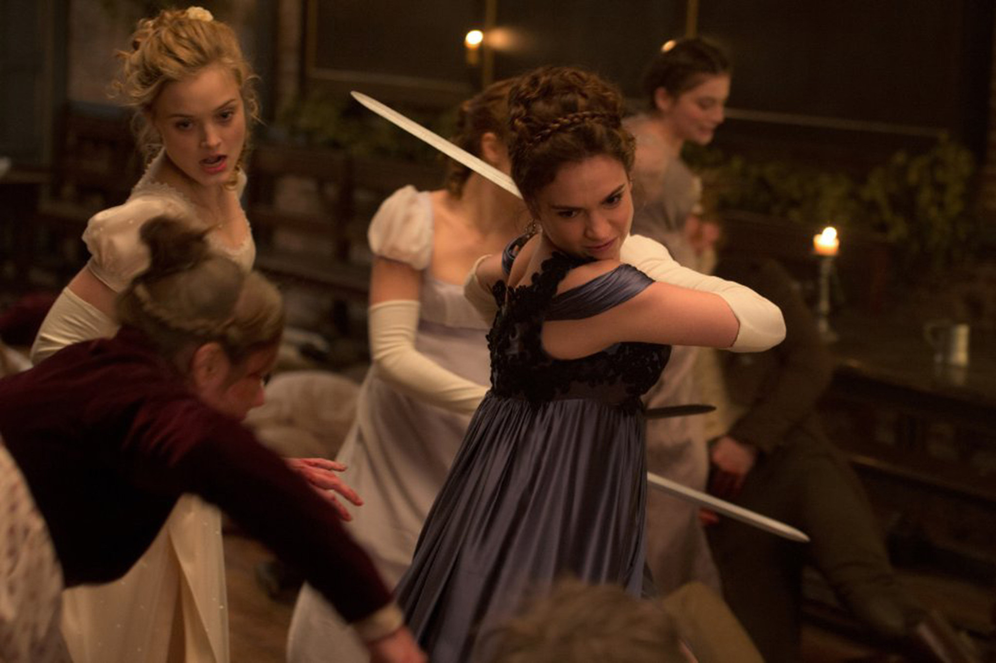 pride and prejudice and zombies review tea and crumpets meet the pride and prejudice and zombies review tea and crumpets meet the zombie apocalypse in jane austen mashup chicago tribune