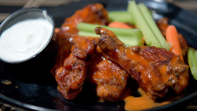 J. Timothy's Wings Featured On Food Network's 'Top 5'