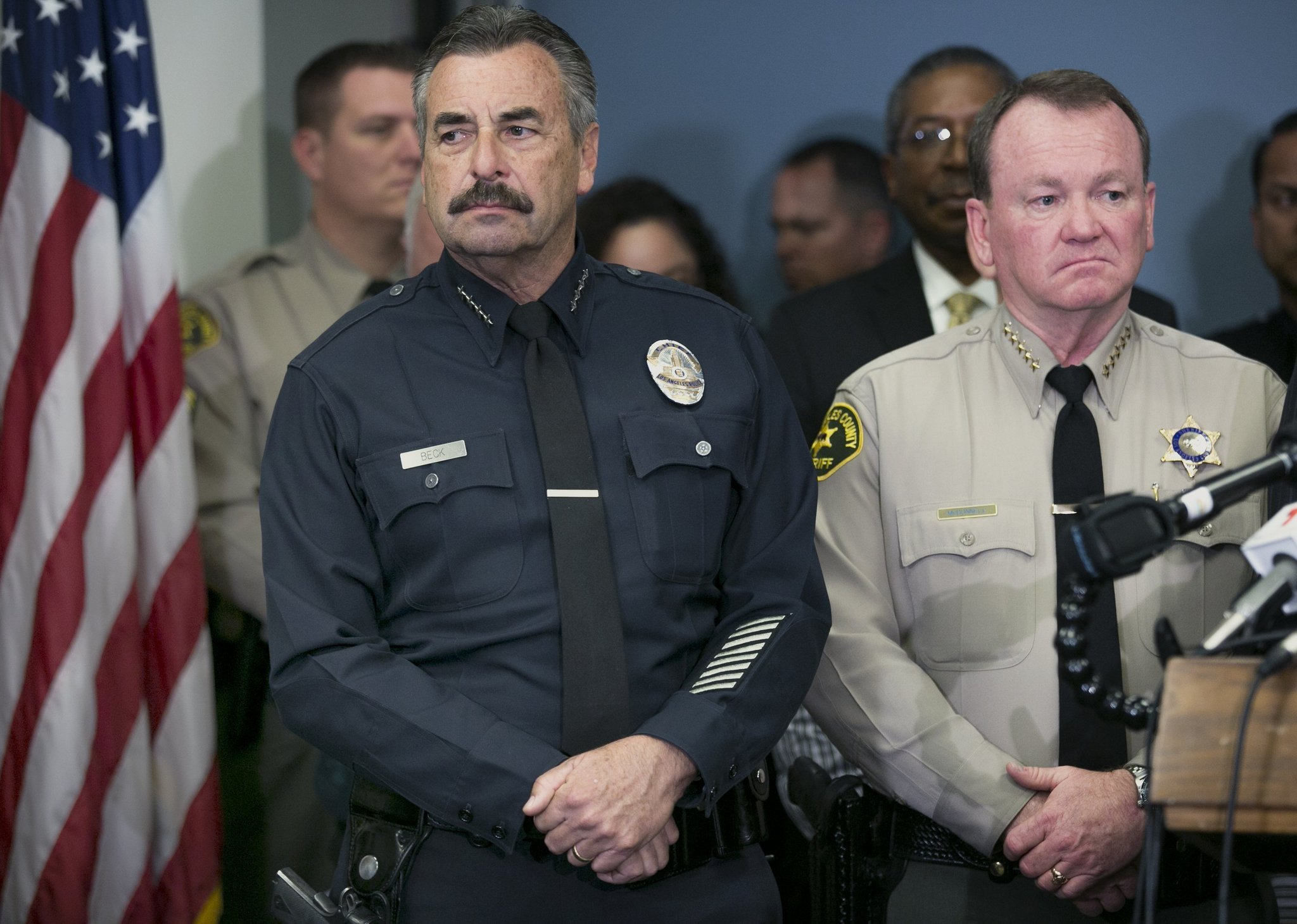 Accidentally paralyzed ex-LAPD cop settles with Glock gun maker ...