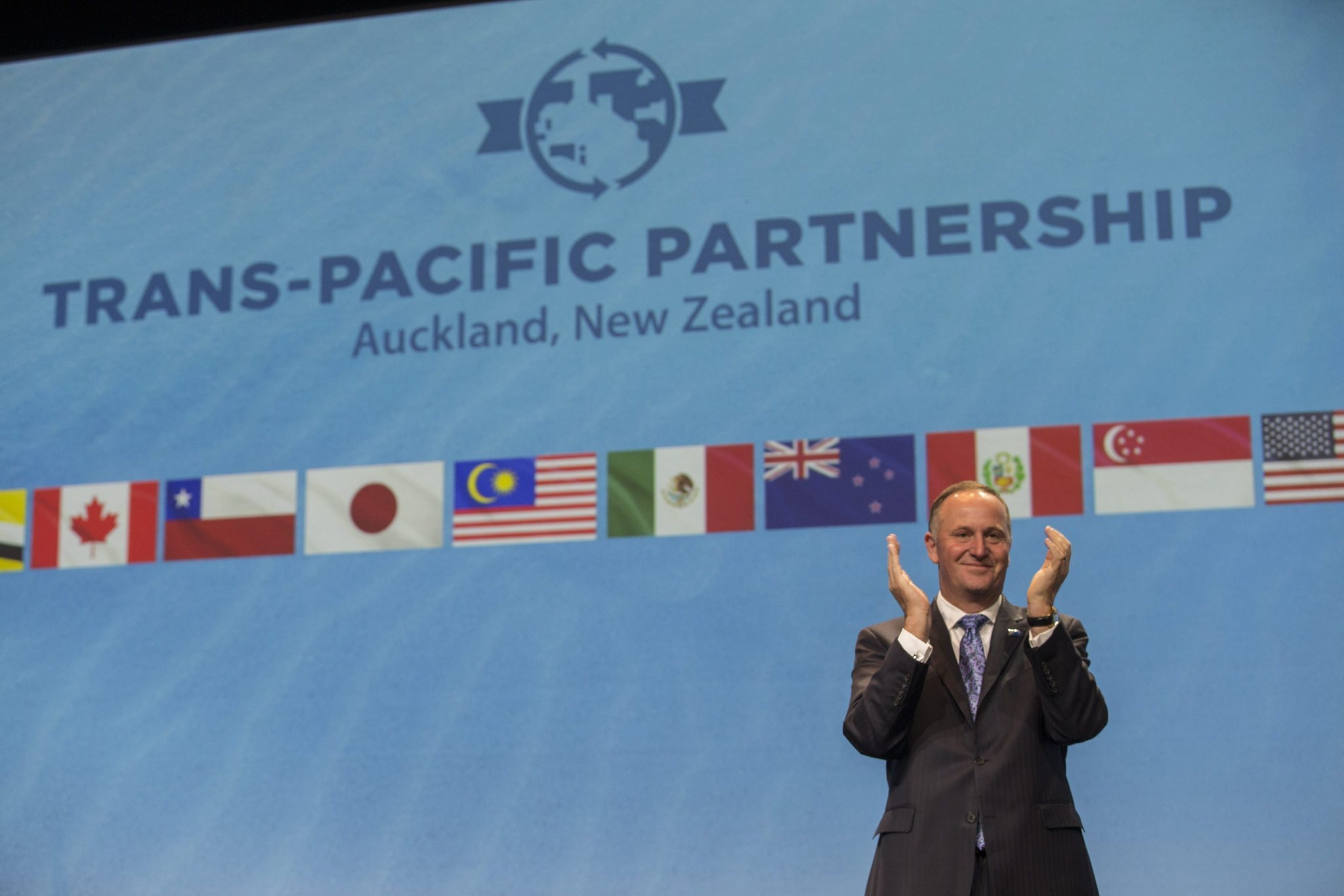 Signing Of Trans Pacific Partnership Trade Deal Opens Up