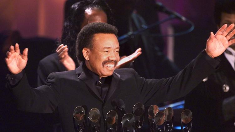 Earth Wind & Fire's Maurice White: Career in pictures