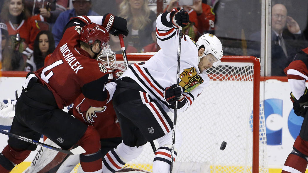 Hockey From Across The Pond Nhl Chicago Blackhawks Phoenix