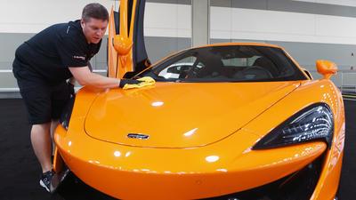 2016 Motor Trend International Auto Show Baltimore