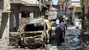 Video of a dead city: This is what Syria's devastation looks like