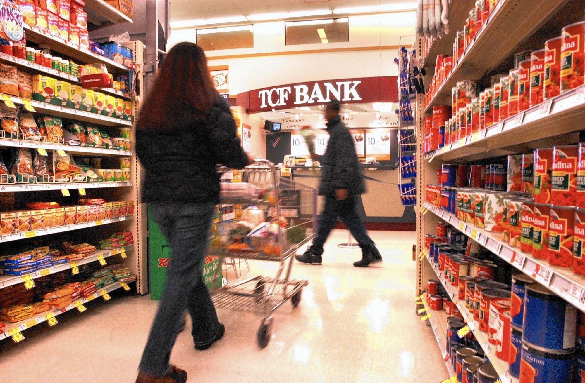 Tcf bank closing 33 jewel osco branch locations chicago tribune publicscrutiny Image collections