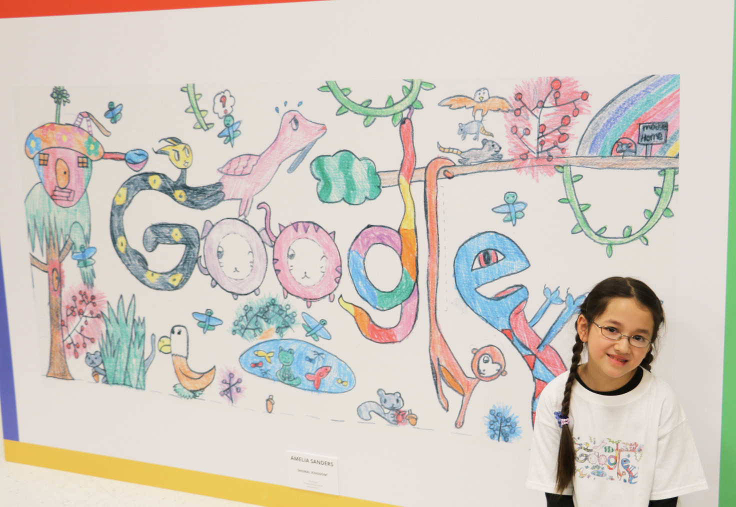 Dooley student wins doodle 4 google contest chicago tribune