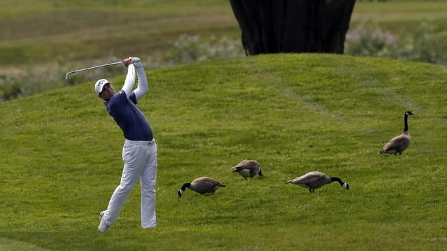 Canada Goose' official golf
