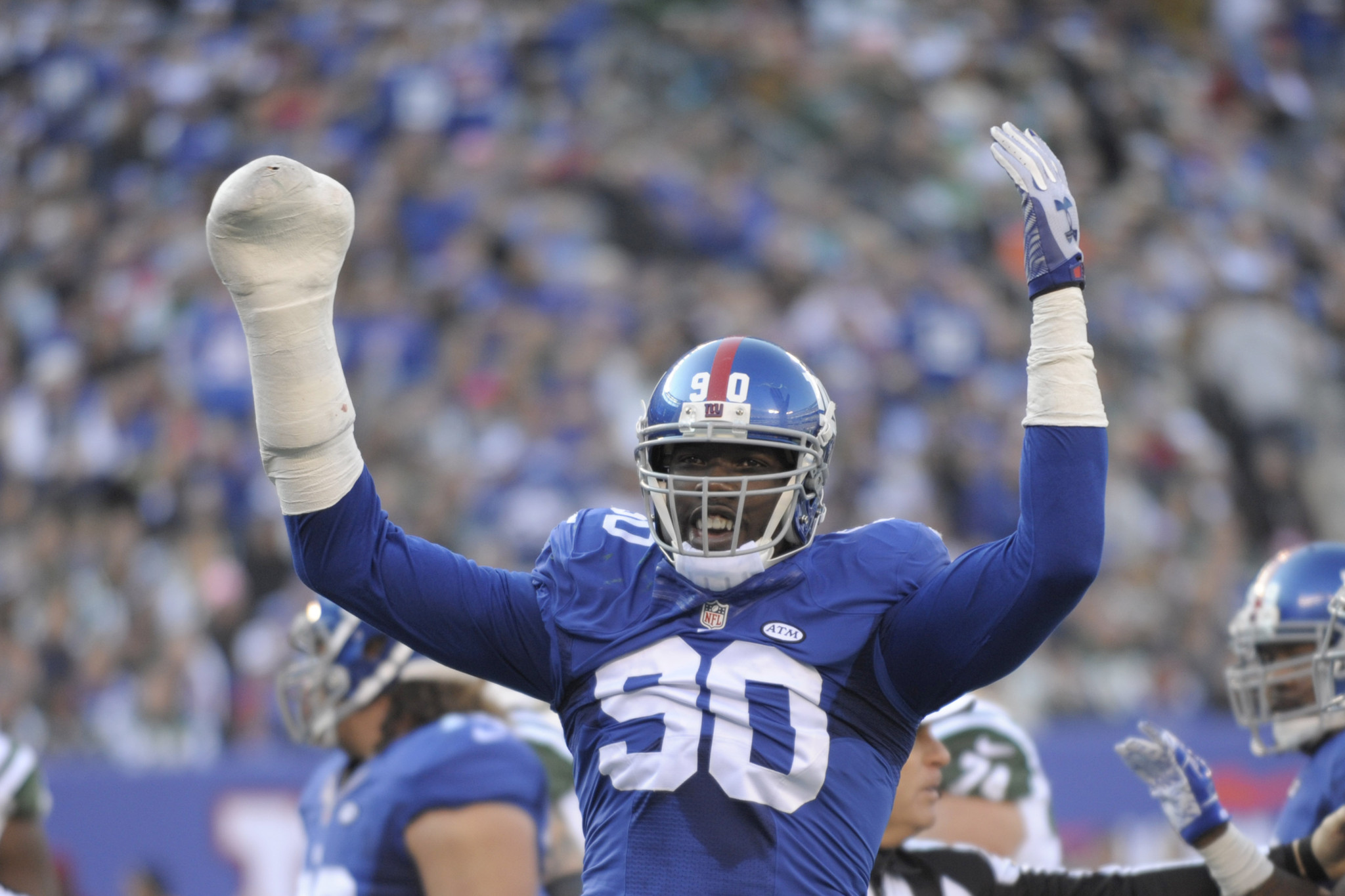 Report Two Jackson Hospital employees fired for Jason Pierre Paul