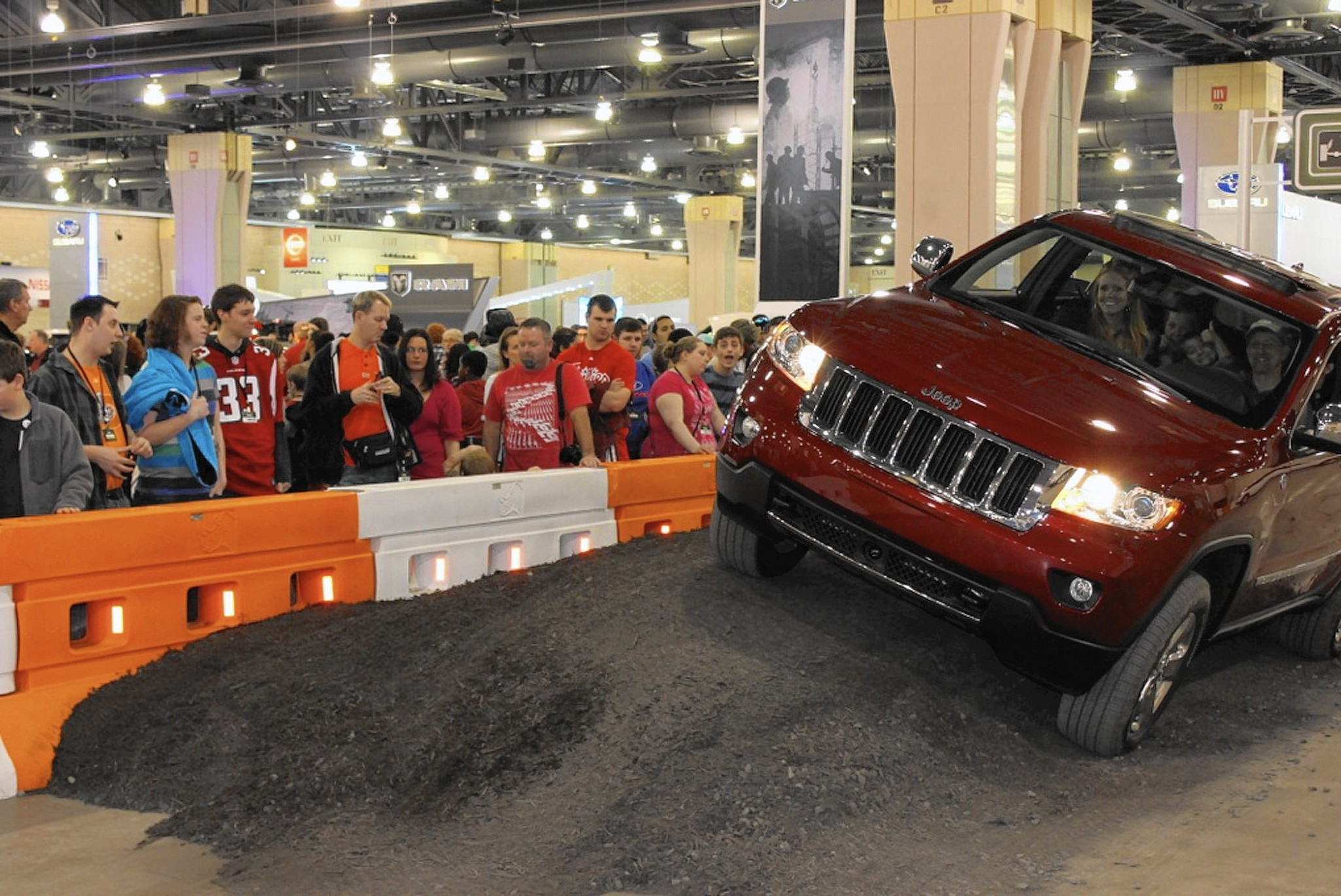 Gear Up For Final Days Of Philadelphia Auto Show The Morning Call - Philly car show
