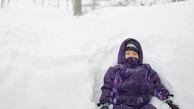Snow winner