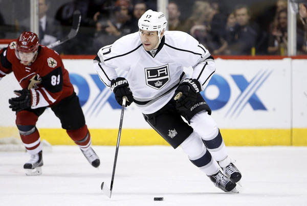 Kings' Milan Lucic Fondly Recalls His Years As A Bruin On The Eve Of His Return To Boston
