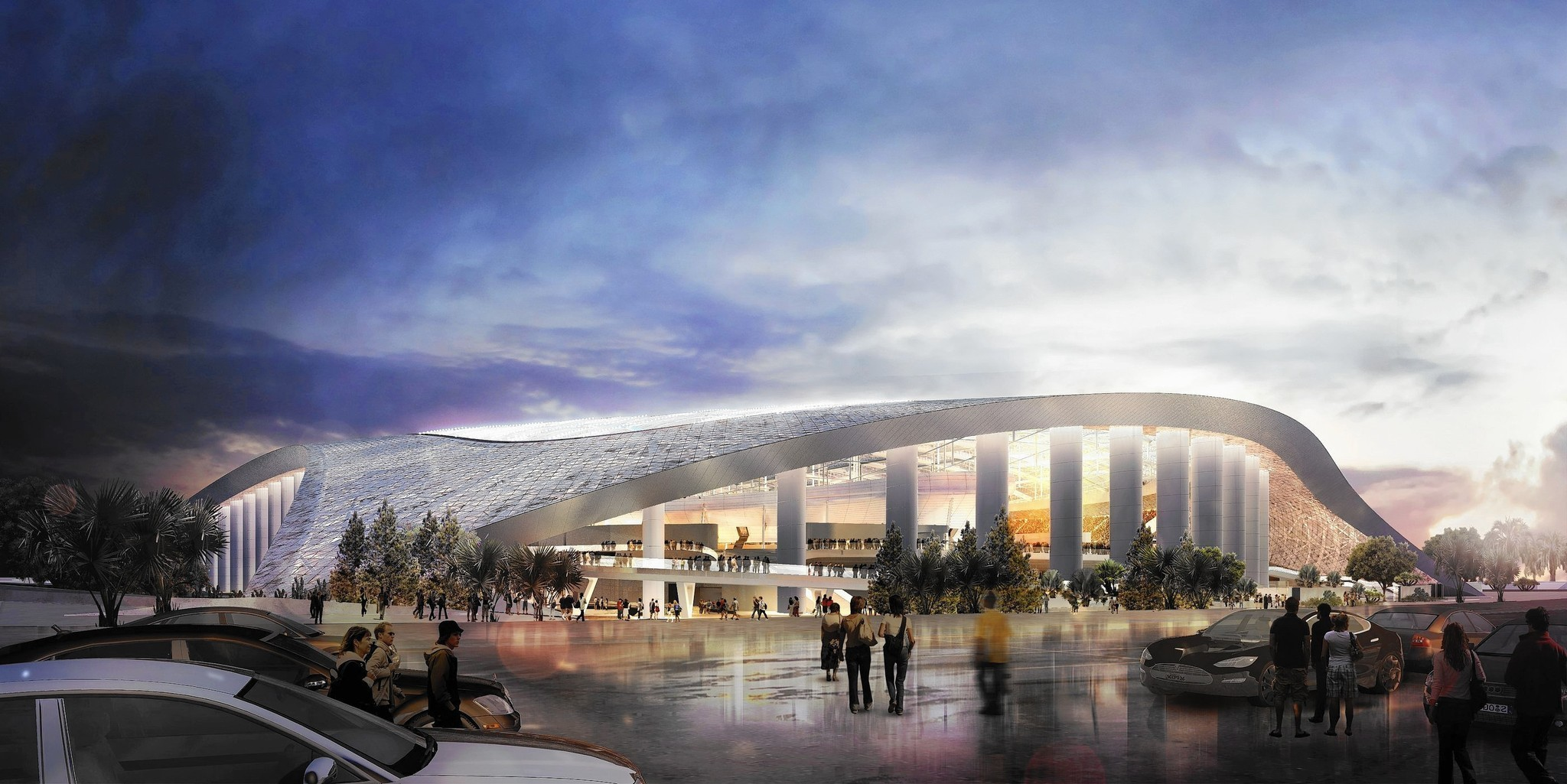 The Real Challenge For Los Angeles New Football Stadium