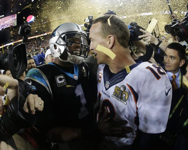 Super Bowl 50 on CBS is third most-watched TV show of all time with 111.9 million viewers