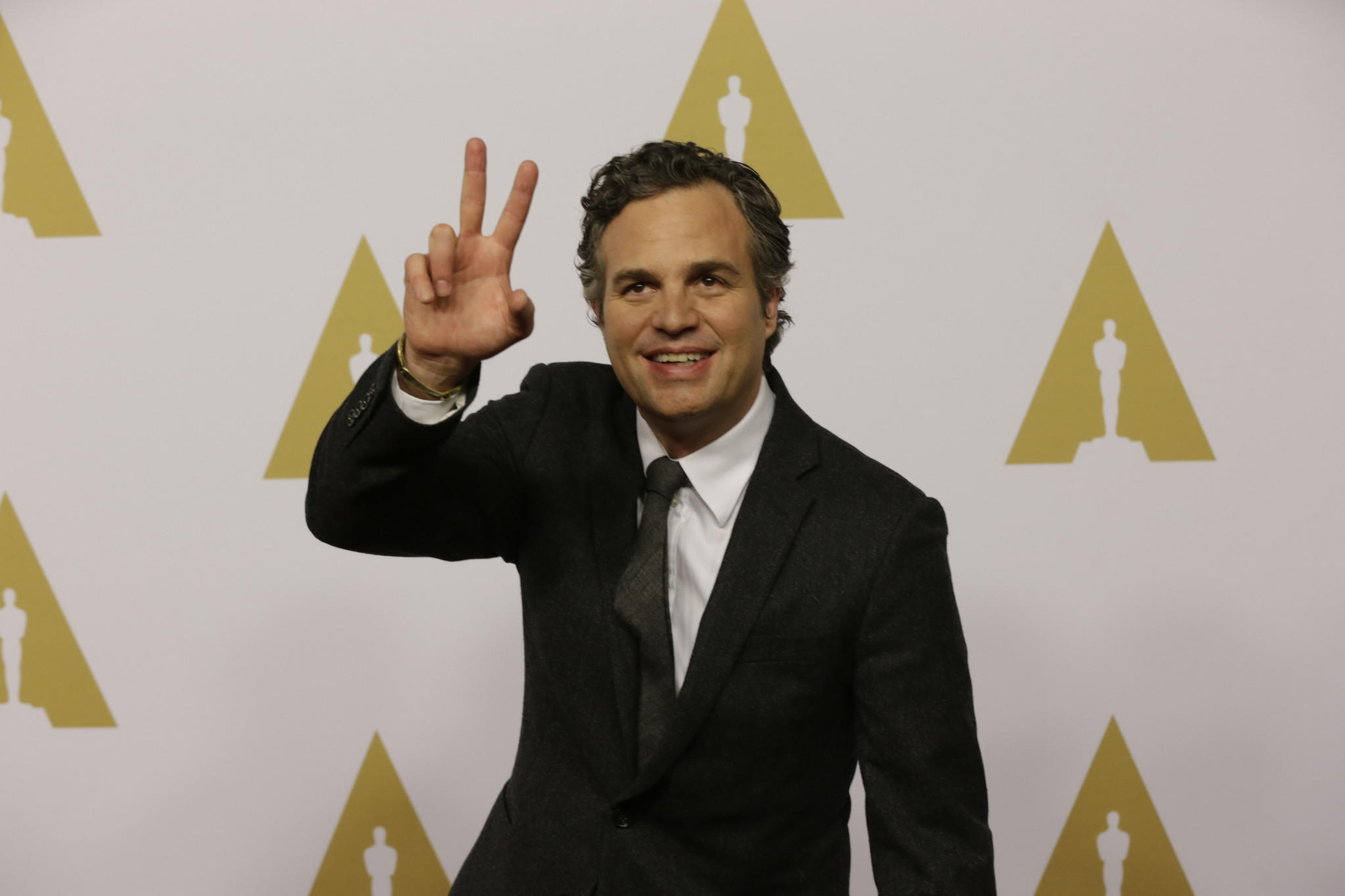 Mark Ruffalo has joined activists demonstrating against white supremacy. (Robert Gauthier / Los Angeles Times)