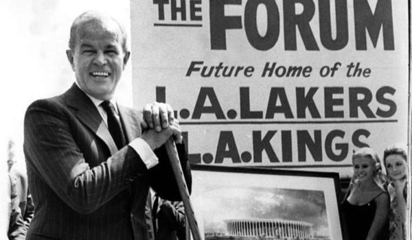 Fifty Years Ago Tuesday, The Expansion Los Angeles Kings Were Born