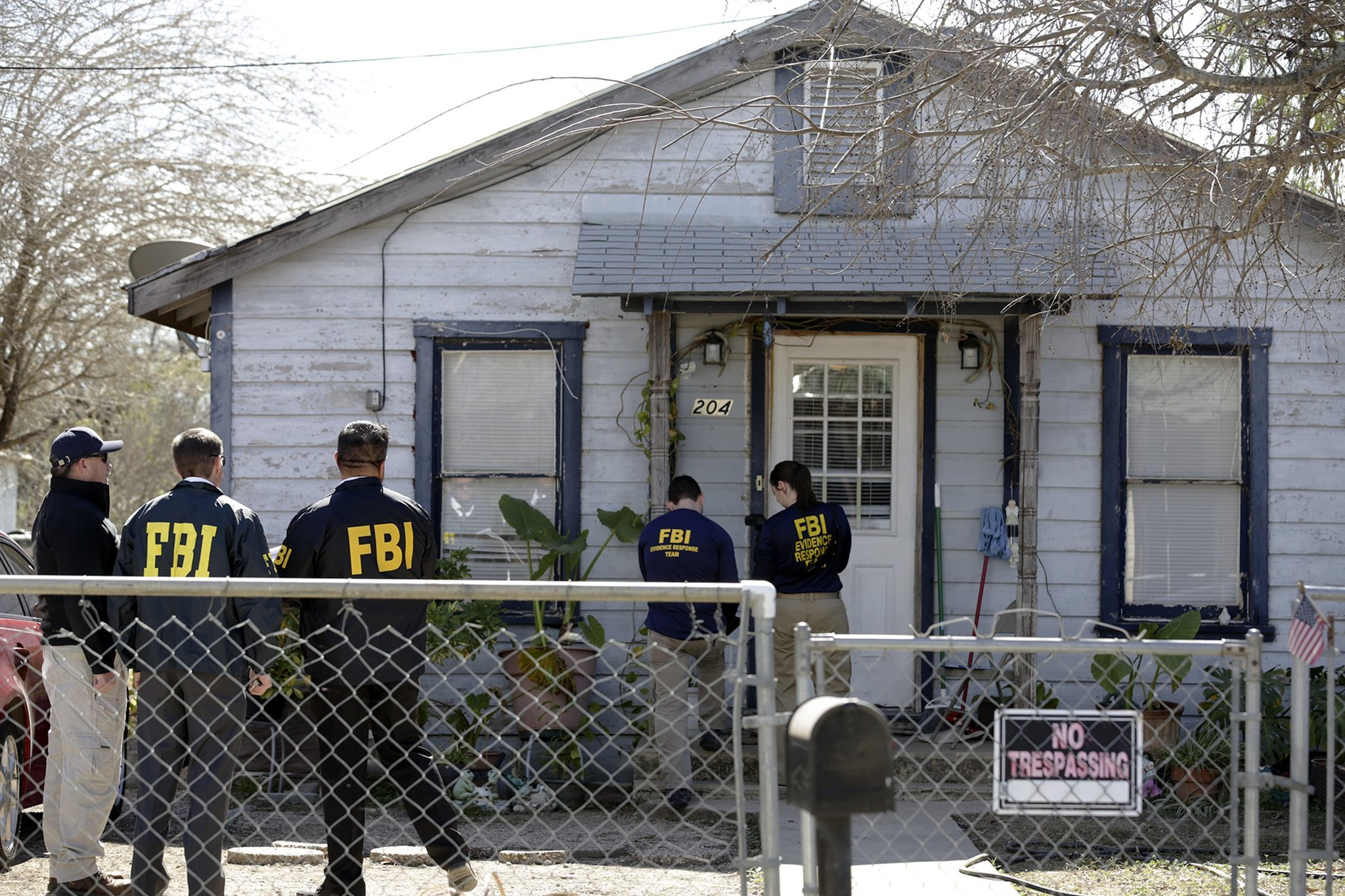 FBI arrests nearly all of the top officials of Crystal City, Texas