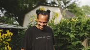 Poet Ross Gay is on a roll: He talks gardens and gratitude