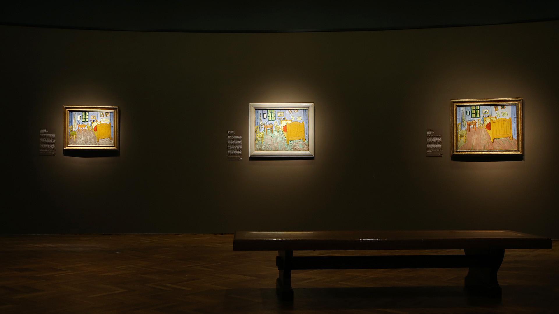 . Van Gogh s Bedrooms   Chicago Tribune