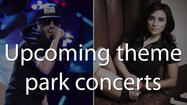 Pictures: Upcoming Florida theme-park concerts