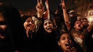 Revolution in Egypt's Tahrir Square