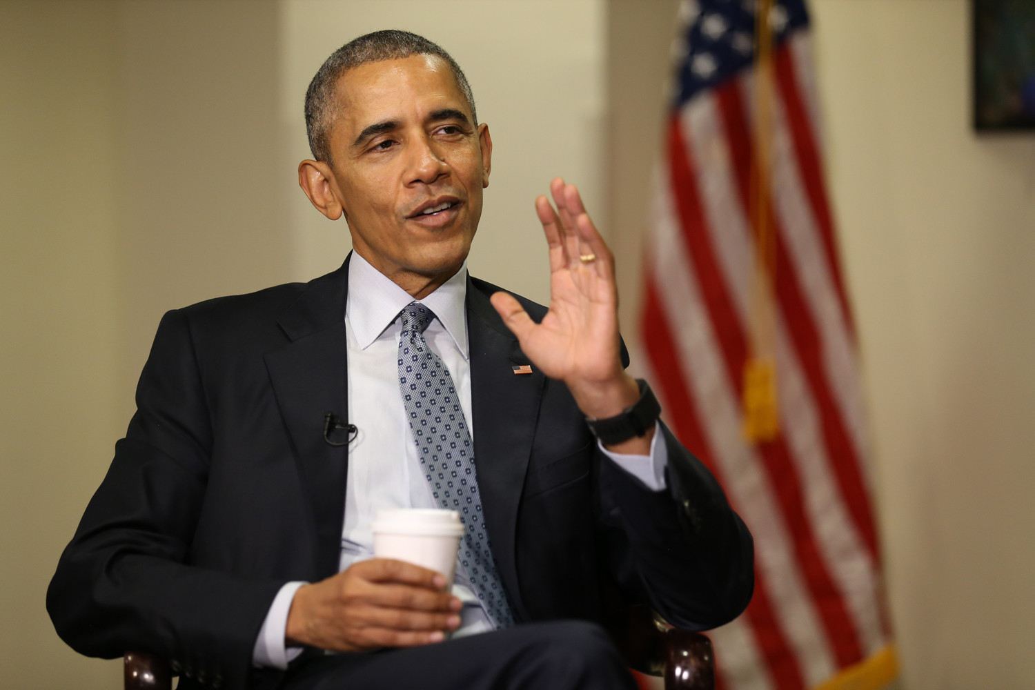 Obama interview: 'Maybe I could have done ... a little better'