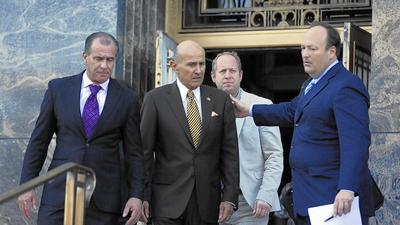 Retired L.A. Sheriff Lee Baca admits he lied to the FBI in the jail abuse scandal