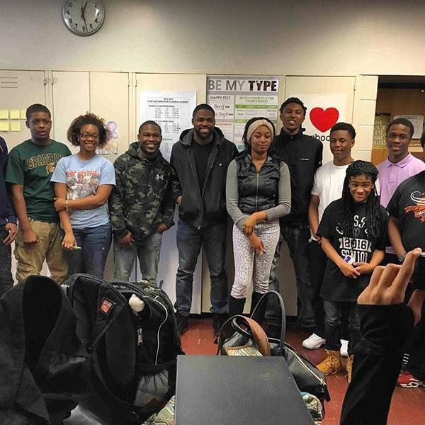 Justin Forsett on trip to Flint, Mich.: 'We just don't know how…