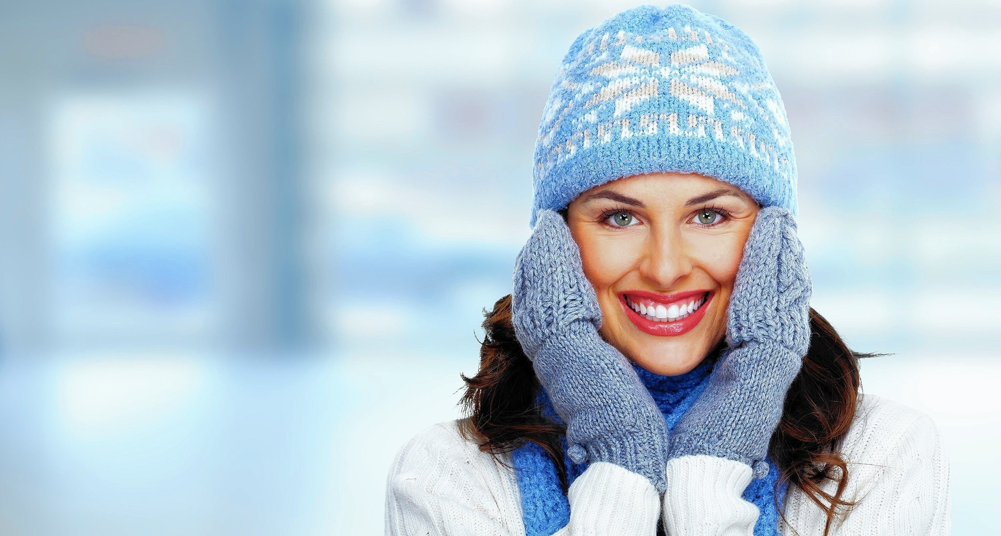 How to protect your skin in winter weather