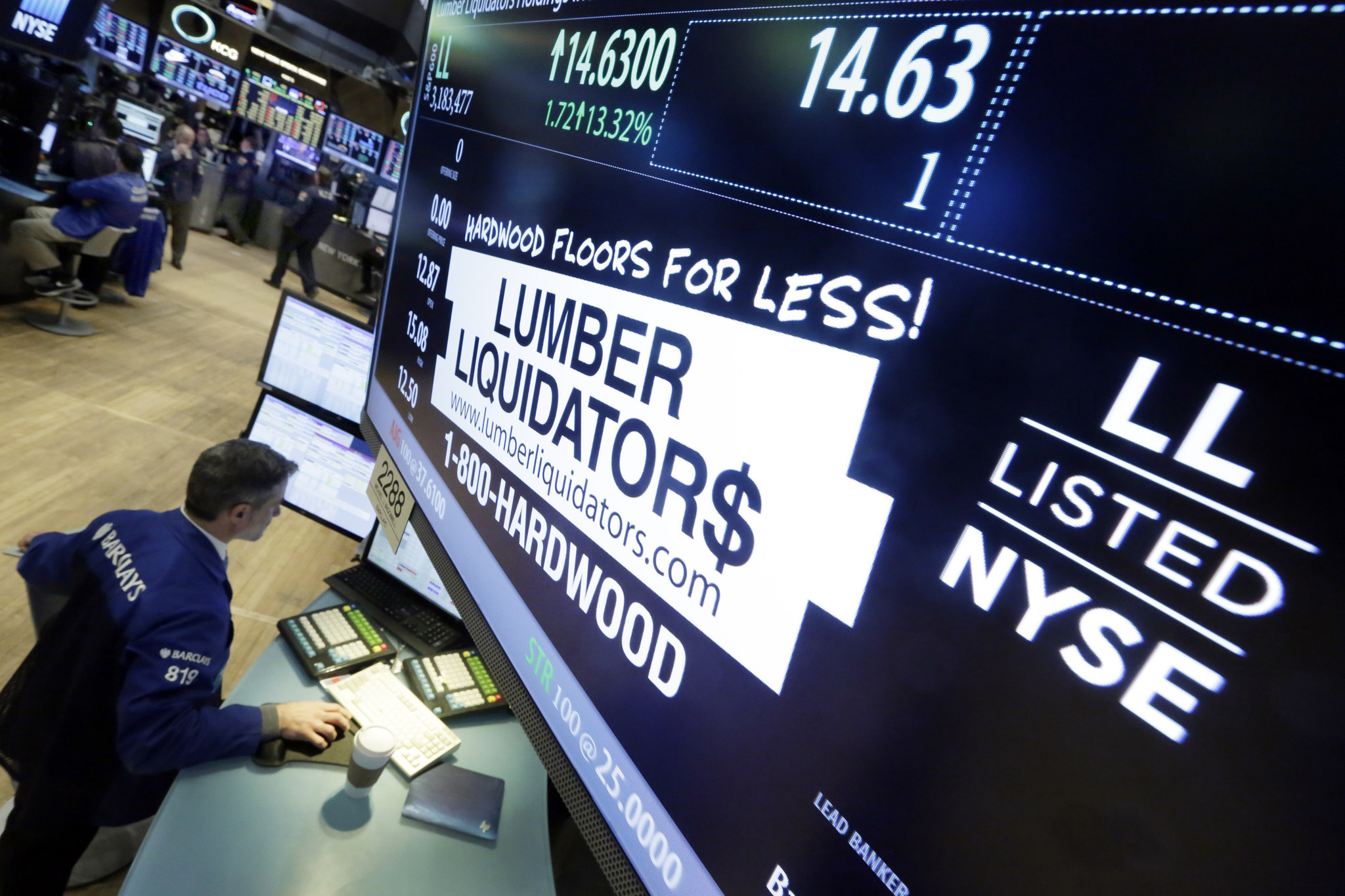 Report Lumber Liquidators Flooring Has Low Cancer Risk