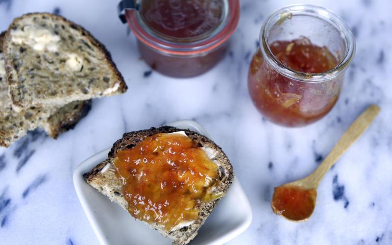 Pomelo marmalade