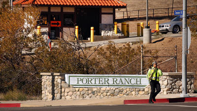Porter Ranch residents celebrate stop of leak but remain cautious