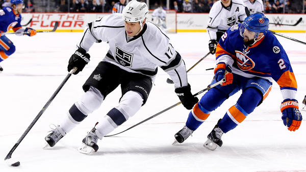 Los Angeles Kings Fall Behind Quickly In 5-2 Loss To New York Islanders