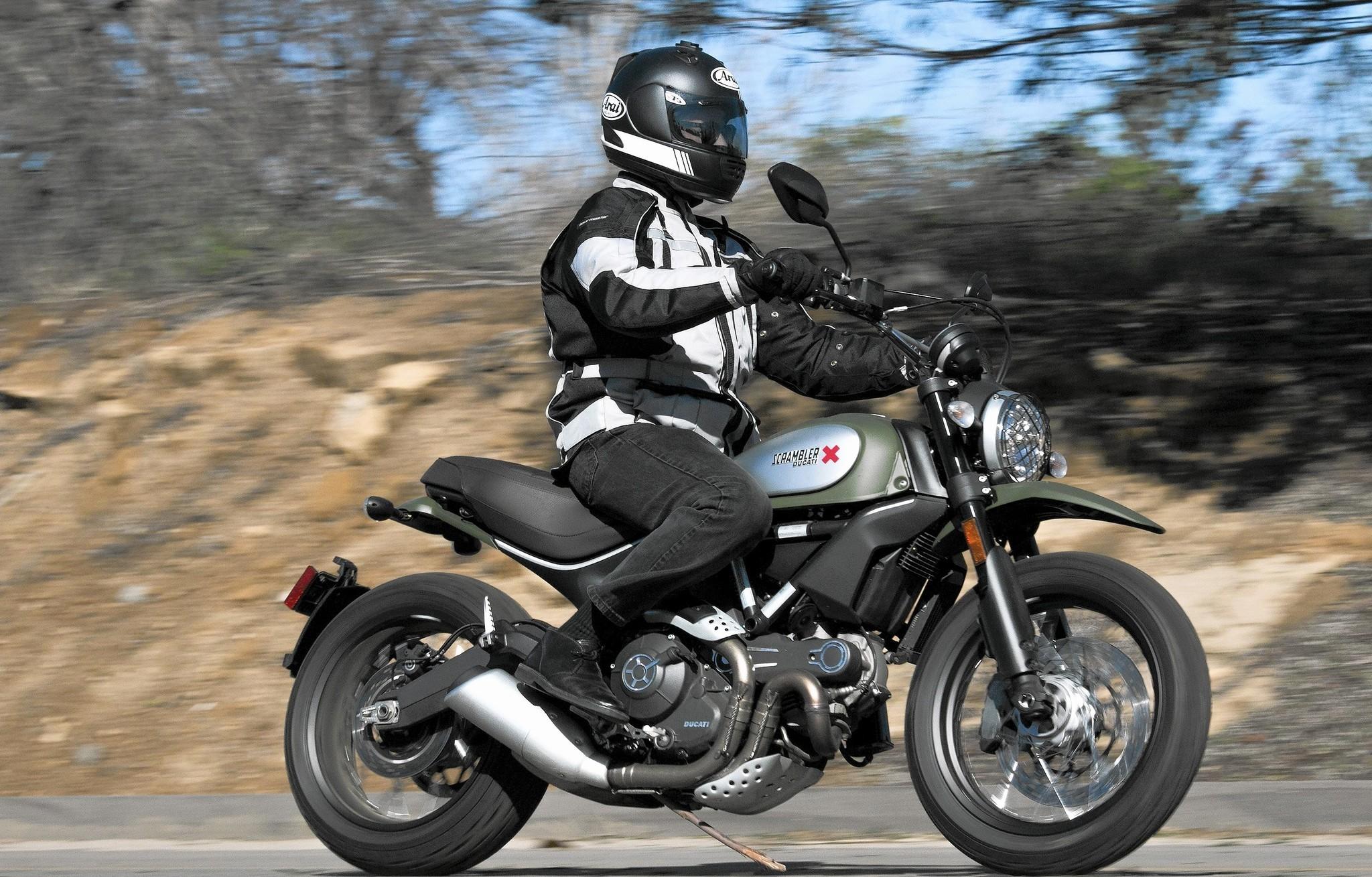 Ducati Scrambler Urban Enduro Seat Height