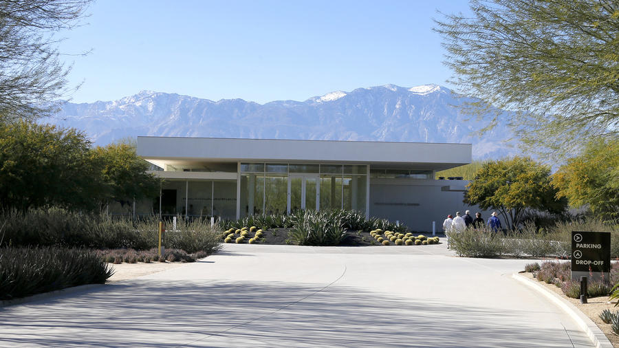 Sunnylands Center & Gardens in Rancho Mirage